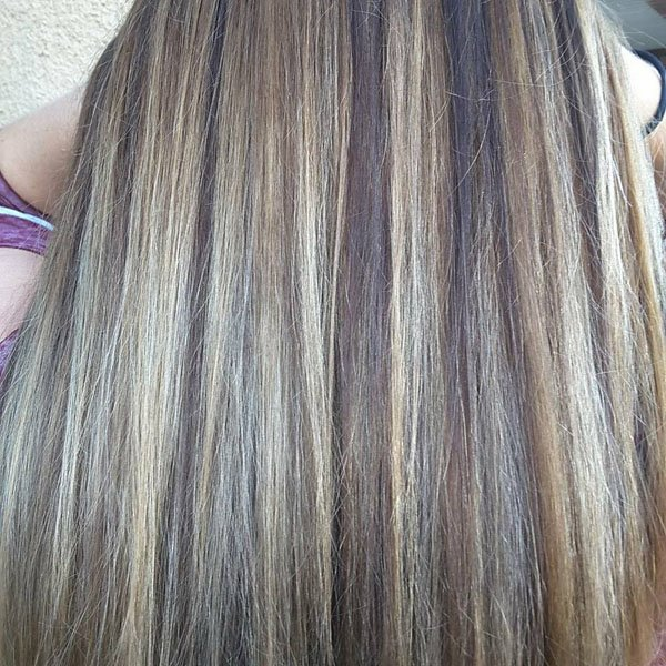 Balayage On Light Brown Hair 2