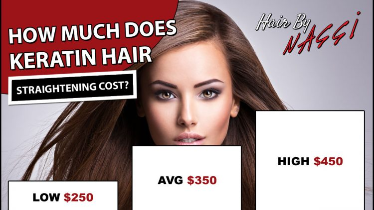 Keratin Hair Straightening Cost
