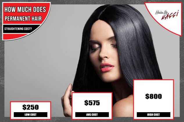 Permanent Hair Straightening Cost